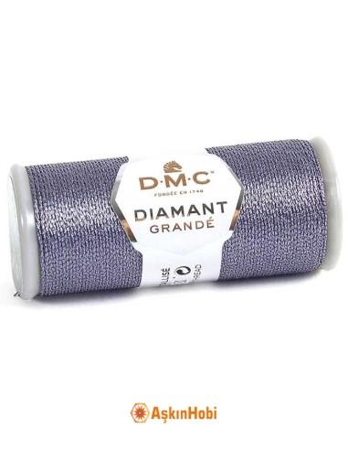 DIAMANT GRANDE THREAD DMC Diamant Grande Metallic Embroidery Thread G317