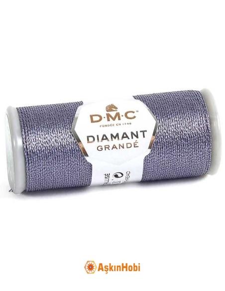 DMC Diamant Grande Metallic Embroidery Thread G317