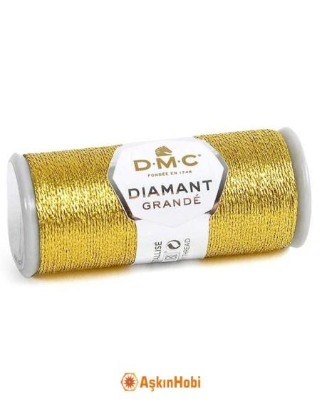 DMC Diamant Grande Metallic Embroidery Thread G3852