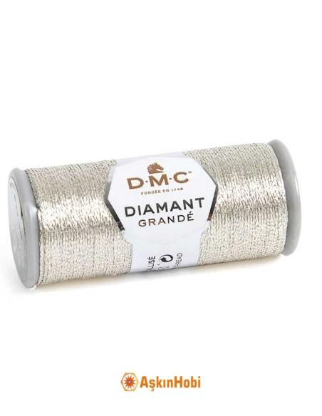 DMC DiAMANT GRANDE EL NAKIŞ SİMİ G168
