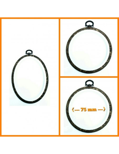 Frame Embroidery Hoops