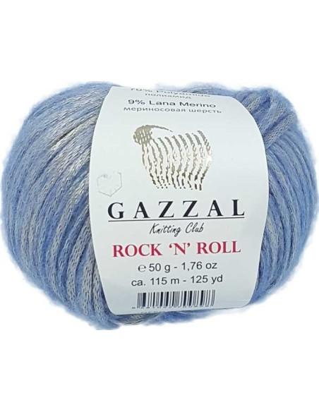 GAZZAL ROCK 'N' ROLL EL ÖRGÜ İPİ